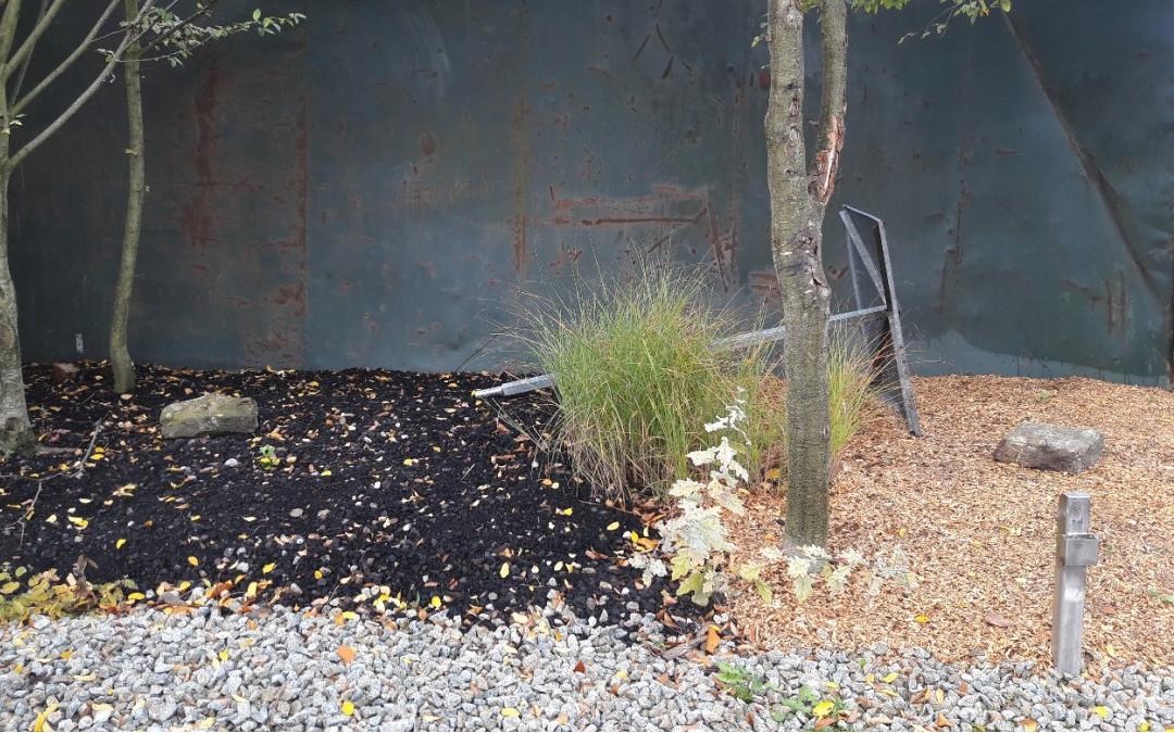 Neu: Mulch, verschiedene Sorten